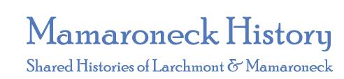 Mamaroneck History