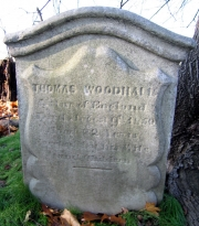 Thomas Woodhall